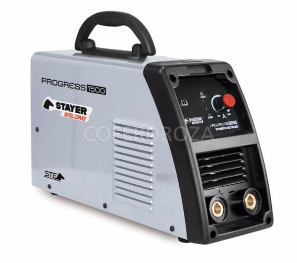 Grupo soldar inverter stayer 1500 progress - Grupo soldar inverter ...