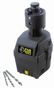 AFILADOR EL. BROCAS 3-10MM FAR TOOLS 70 W-LF AFF70